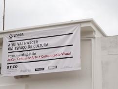 Ar.Co Xabregas 2 Dez 2016. Imagem: Nuno Martinho